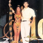 Reina 1987 - Mariana Sánchez - Reina del Carnaval del País
