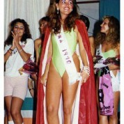Reina 1990 - Veronica del Río - Reina del Carnaval del País