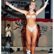 Reina 1993 - Evelyn Orquin