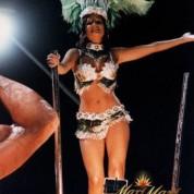 Reina 1997 - María Laura Esteybar - Reina del Carnaval del País