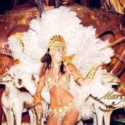 Reina 2001 - Estefania Rossi