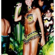 Reina 2003 - Belén Grecco - Reina del Carnaval del País