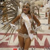 Reina 2009 - Catalina Lagomarsino - Reina del Carnaval del País