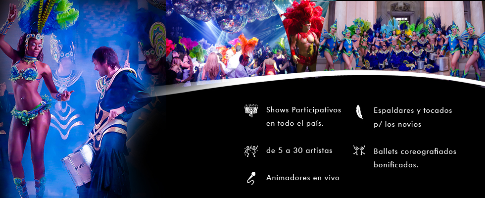 MARÍ MARÍ EVENTOS –  Shows & Presentaciones