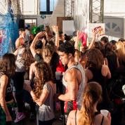Ensayo MME -  Show Carnavalero 2015